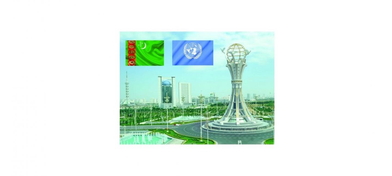 АШХАБАДСКИЙ ИТОГОВЫЙ ДОКУМЕНТ РАСПРОСТРАНЕН В КАЧЕСТВЕ ДОКУМЕНТОВ 75-Й СЕССИИ ГЕНЕРАЛЬНОЙ АССАМБЛЕИ ООН И СОВЕТА БЕЗОПАСНОСТИ ООН