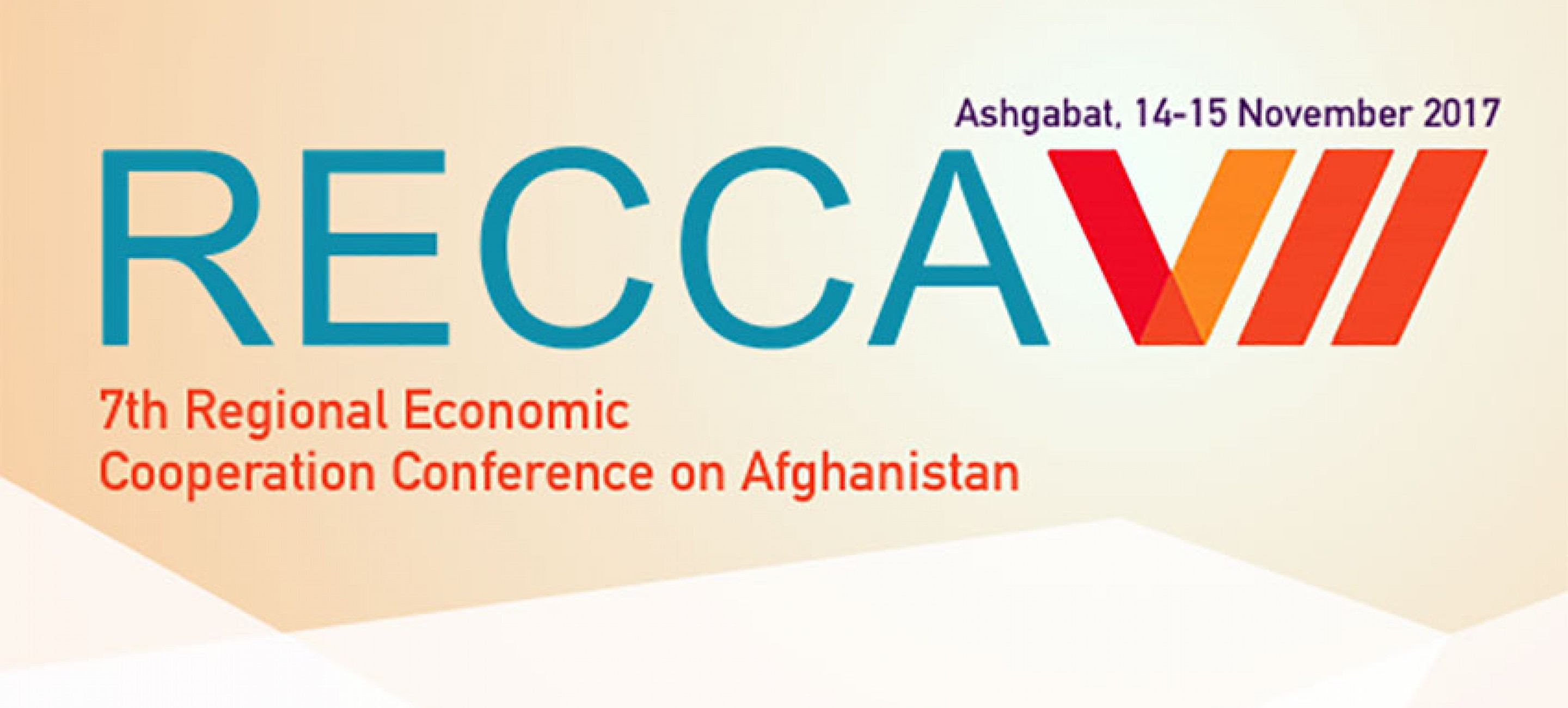 Ashgabat is to host the Regional Economic Cooperation Conference on Afghanistan on November 14-15