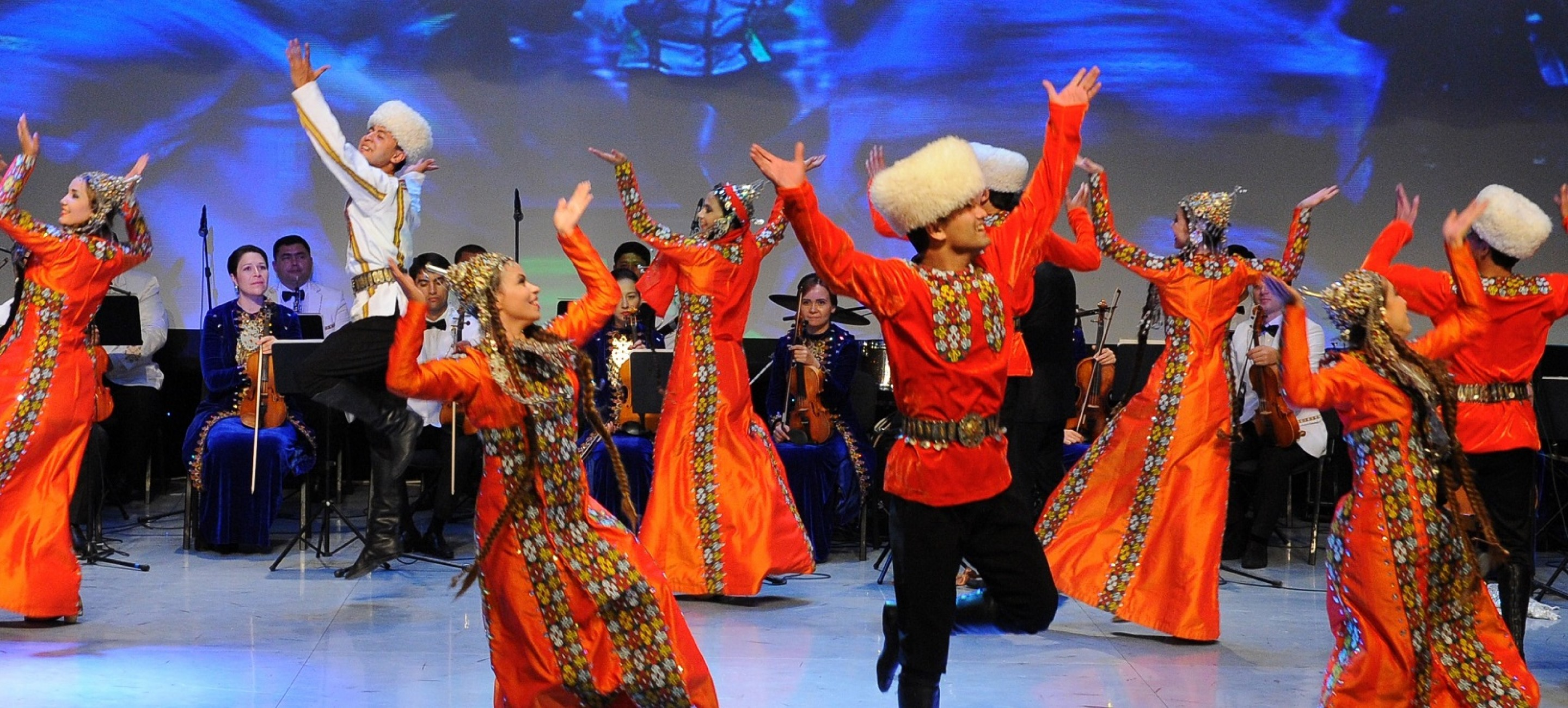 KUSHTDEPDI INSCRIBED ON REPRESENTATIVE LIST OF INTANGIBLE CULTURAL HERITAGE OF HUMANITY
